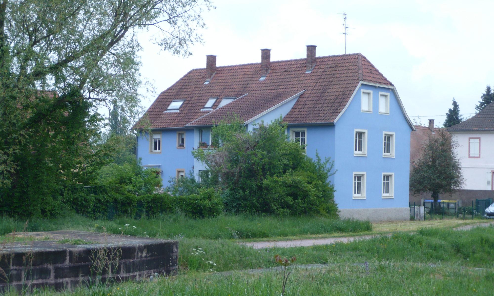 La Maison des écluses
